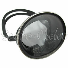 Spearfishing Free Dive Stainless Steel Oval Shape Classic Rubber Mask