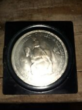 More details for 1953 5 shilling collectable coin in case vintage rare