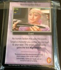 More details for babylon 5 ccg severed dreams common card set