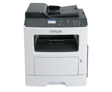 New! Lexmark MX310dn All-in-One Monochrome Laser Print - Scan - Copy - Fax