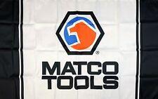 Matco Tools Flag 3x5 ft Banner Automotive Shop Garage Man-Cave Wall Decor New