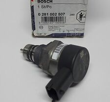 Genuine Bosch 0281002507 Pressure control valve Regulator / DRV / Solenoid New