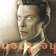 DAVID BOWIE - HEATHEN TRIFOLD ORANGE MARBLED LP VINYL LTD ED