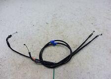 1982 Honda CB450SC Nighthawk H908-8. throttle cables