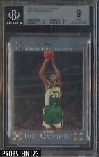 2007-08 Topps Chrome #131 Kevin Durant Supersonics RC Rookie BGS 9 w/ 9.5