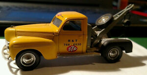 Solido 1940 Dodge Yellow Dodge Wrecker 1/45th Scale Diecast