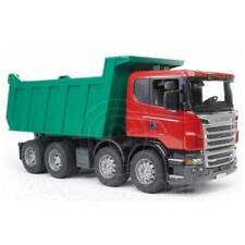 Maquinaria de construcción de automodelismo y aeromodelismo camiones multicolores