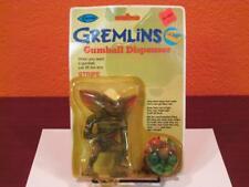 1984 GREMLINS STRIPE MONSTER FIGURE GUMBALL DISPENSER MOC SEALED ARROW CO.