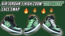 Nike Air Jordan 1 High Zoom Zen Green Rage Hulk DS StockX Verified Tomatillo NIB