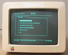 Apple Monitor IIc model A2M4090 G090S