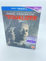 The Equalizer Blu-Ray (2015) Denzel Washington, Fuqua (DIR) cert 15 In Slipcover