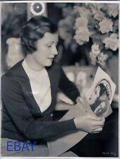 Irene Dunne candid VINTAGE Photo