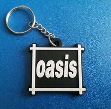 OASIS KEY-RING SILICONE RUBBER MUSIC FESTIVAL