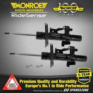 Front Monroe Ridesense Shock Absorbers for VW Eos Golf VI 5K1 517 Touran CC