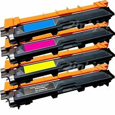 4 PK For Brother TN221 BK TN225 Color Toner MFC-9130CW, MFC-9330CDW, MFC-9340CDW