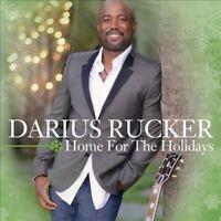 DARIUS RUCKER - HOME FOR THE HOLIDAYS - CD Album Damaged Case