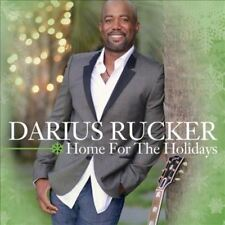 DARIUS RUCKER - HOME FOR THE HOLIDAYS - CD Album Damaged Case