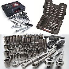 108 Pc Mechanics Tool Set Car RV Boat Repair Tools Professional Box Case Toolbox