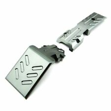Traxxas Summit 1:10 Alloy Front Skid Plate, Grey by Atomik - Replaces TRX 5337