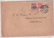 ICELAND, 1920 COVER TO COPENHAGEN