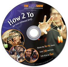 How 2 Yo DVD - The NED Show