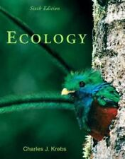 Ecology:The Experimental Analysis of Distribution and Abundance 6th Int'l Ed