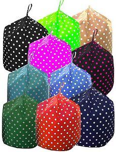 Polka Dot Spots Bean Bag, Children's Kids Toddler Beanbag