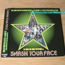 Smash Youre Face - El Hemp vs Electro Guillotine OST JAPAN CD Punk W/OBI #23-1