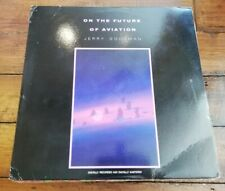 JERRY GOODMAN - SELECTIONS FROM ON THE FUTURE OF AVIATION LP PM-1301 1985 VG+!
