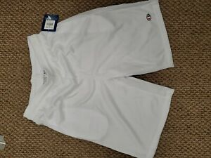 NWT Men's Champion Performance White Athletic Basketball Shorts Medium New
