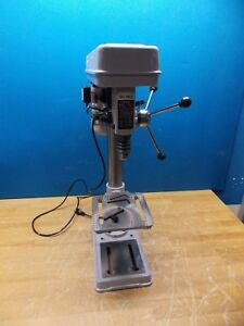 """Pro Bench Drill Press 10"""" Swing Step Pulley Control 5 Speed REPAIR"""