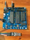 Z80-mbc2 Built and tested. BLUE.  Retro CP/M CP/M3 QP/M Forth. Full z80 system.