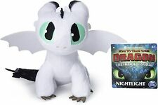Nightlight Dragon Plush Soft Toy How to Train Your Dragon
