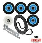 Dryer Roller Repair Kit For Samsung DV45H7000EW/A2 DV48H7400GW/A2 DV40J3000EW/A2 photo