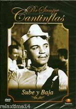 SUBE Y BAJA (1959)CANTINFLAS-NEW DVD