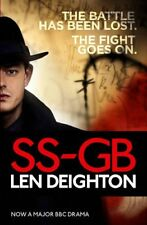 LEN DEIGHTON ___ SS-GB ___ BRAND NEW ____ FREEPOST UK