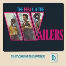 The Best of the Wailers by The Wailers/Bob Marley & the Wailers CD