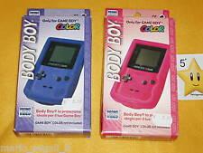 BODY BOY Guscio protettivo x Game Boy Pocket /Color NEW