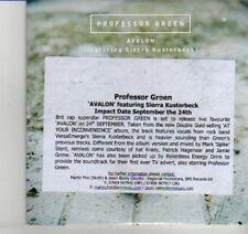(DI482) Professor Green, Avalon - 2012 DJ CD