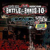 Ernie Ball Battle Of The Bands 10 - Various Artists  Audio CD Buy 3 Get 1 Free
