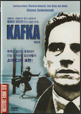 KAFKA (1991) DVD, NEW!! Jeremy Irons, Theresa Russell