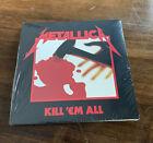 Kill Em All by Metallica (CD, 2016)