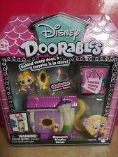 Disney Doorables Rapunzel's Creative Corner Playset Tangled Surprise figure BNIB