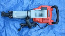New 1800w Electric Demolition Jack Hammer With 2 Chisels Concrete Breaker HD