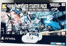 Sony PlayStation Vita PCHL-60001 Wi-Fi Console Gundam Breaker Limited Box PSV