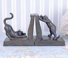 ANIMAL SERRE-LIVRES CHATS FIGURINES CHATON SERRE-LIVRE FIGURINE CHAT Support