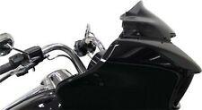 "Klock Werks 9"" Dark Smoke Flare Sport Windshield for Harley Road Glide 15-19"