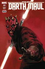 DARTH MAUL #1 (OF 5) REG EST RELEASE DATE 02/01/2017 sold out!!