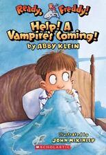 Ready, Freddy! #6: Help! A Vampires Comi