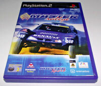 Master Rallye PS2 PAL *Complete*